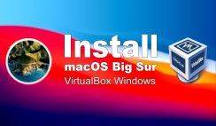 Install macOS Big Sur VirtualBox