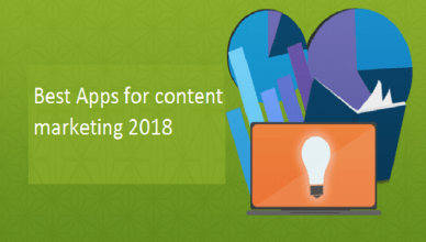 content marketing apps