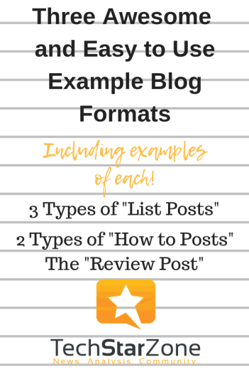 there awesome easy to use example blog posts blog writing content