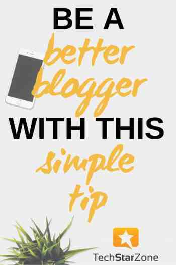 tip to become a better blogger