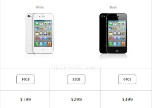 Apple iPhone 4S Price