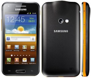 Samsung Galaxy Beam Specifications