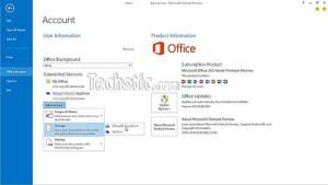 Outlook 2013 SharePoint