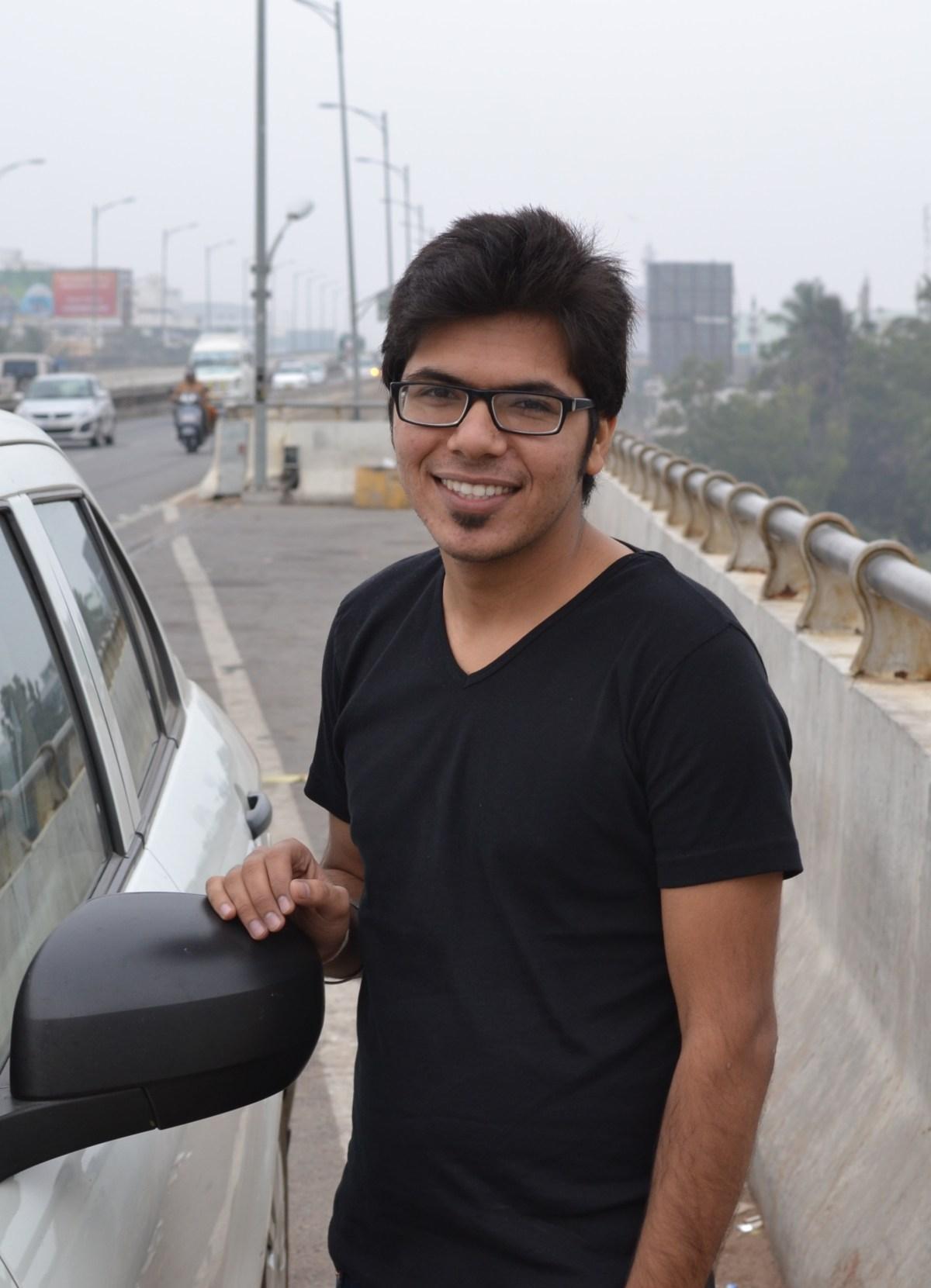 Vinay Bajaj, Founder, Nearest Station