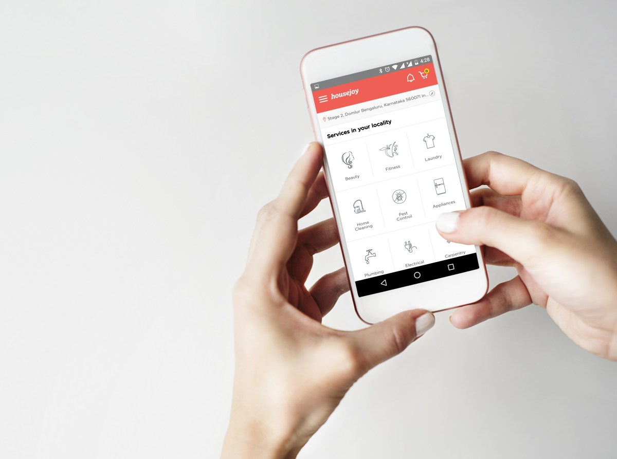 Housejoy Consumer App