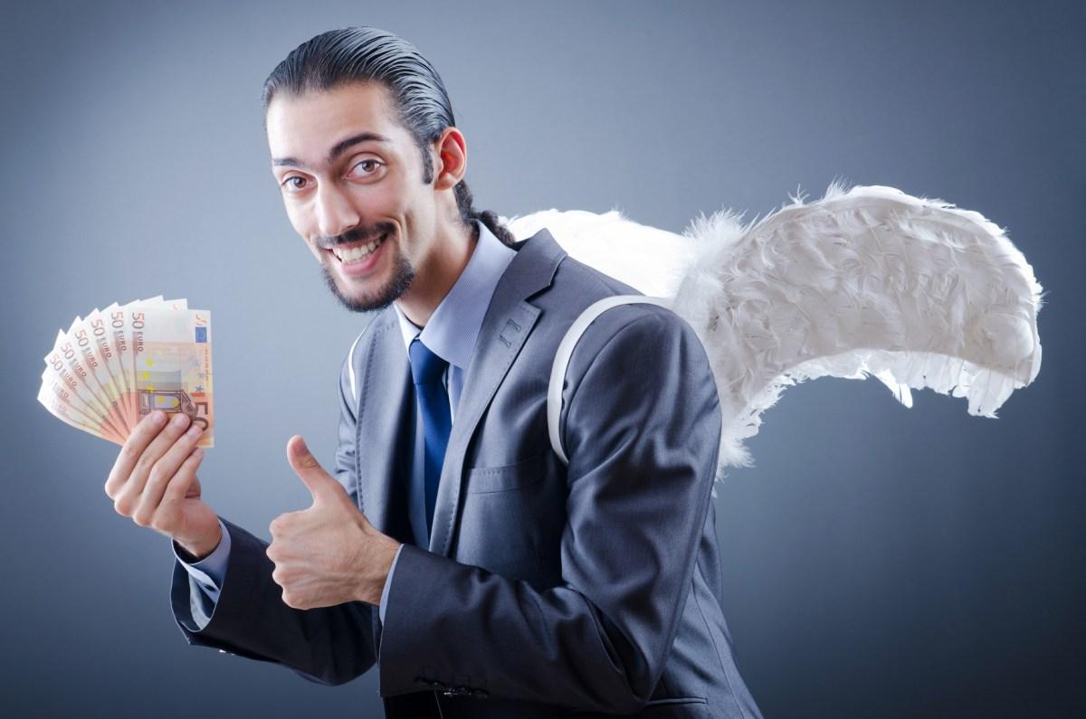 approach angel investor