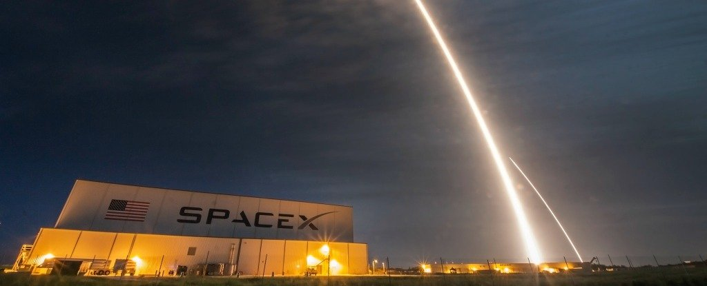 spacex NASA