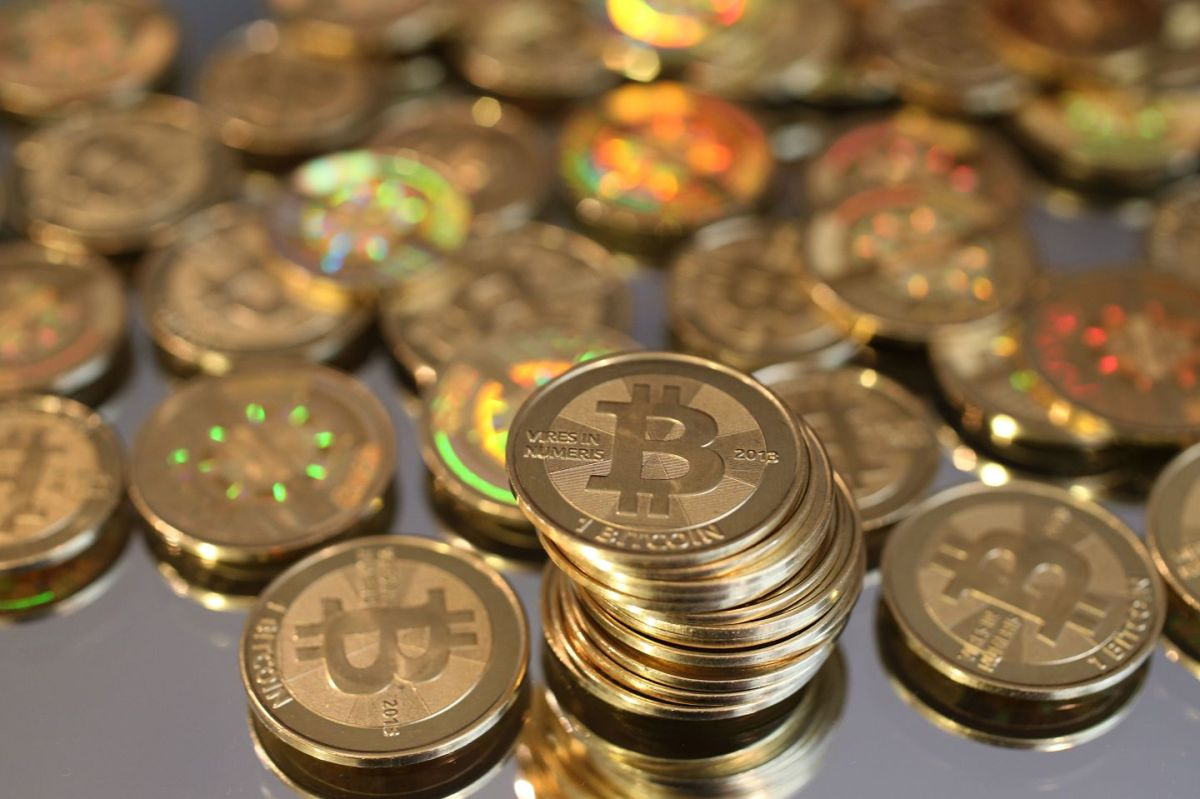 Bitcoin prices low
