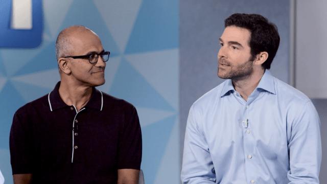 Microsoft-LinkedIn Acquisition