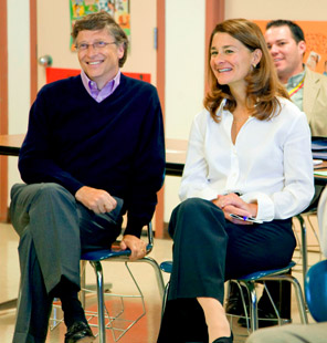 Image credits : Bill & Melinda Gates Foundation