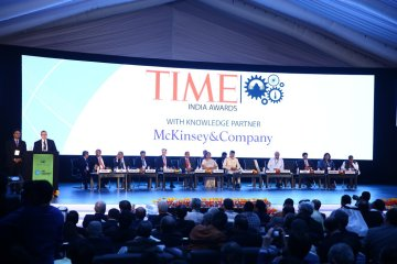 CIIE Startups win awards in Times India Award 2017