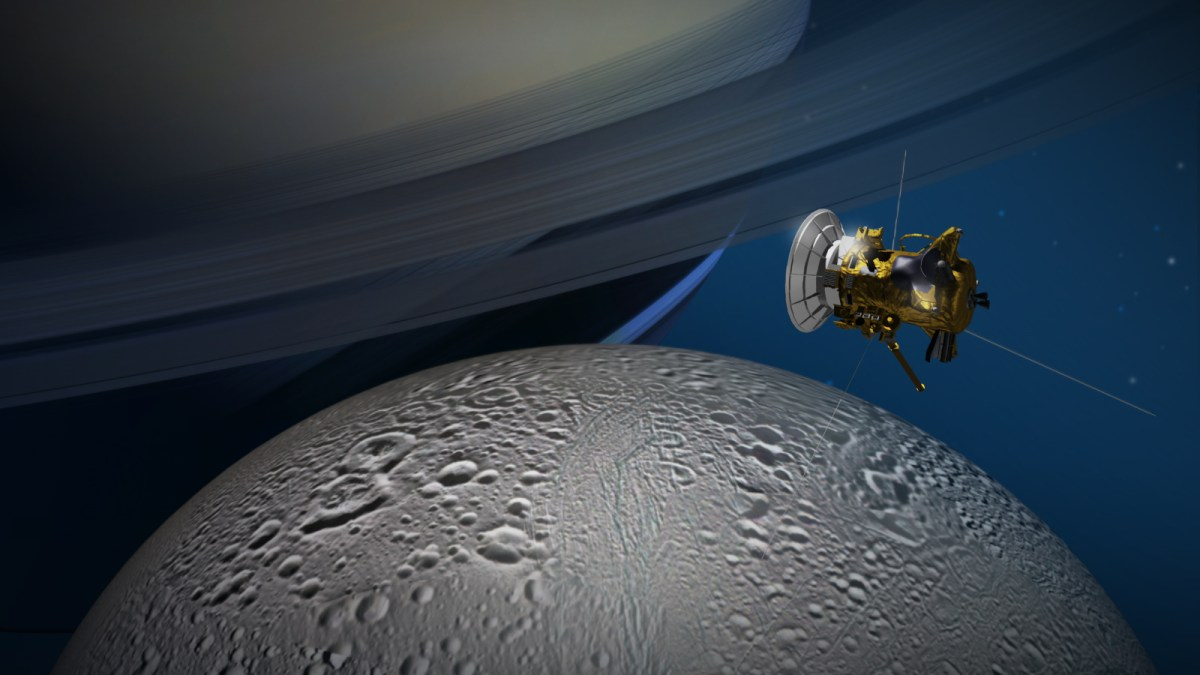Nasa's Cassini