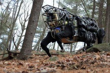 boston dynamics robot dog