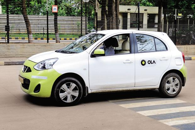 ola raises funds