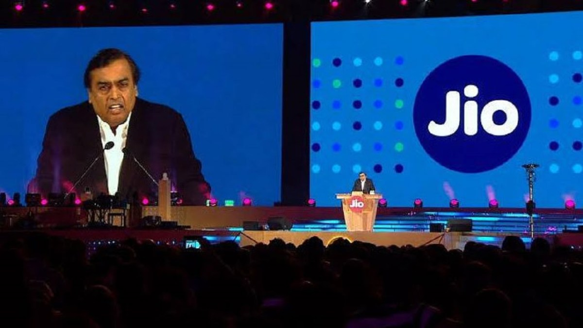 reliance jio impact becoming successful startup