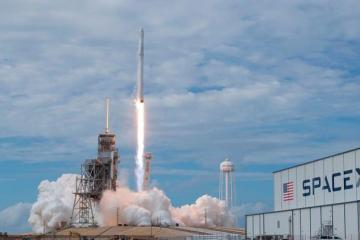 spacex reused rocket