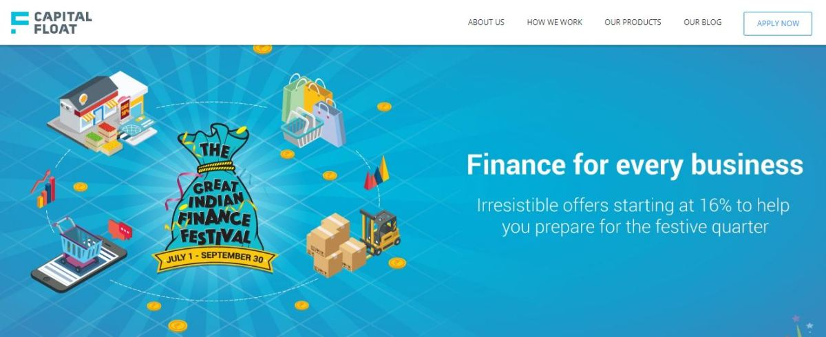 capital float raises funding