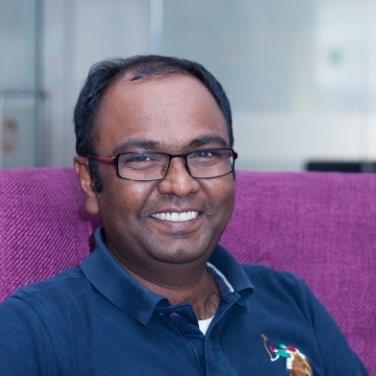 Hubfly Co-Founder Saravana Kumar