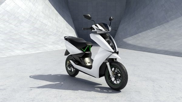Electric & Hybrid Scooters To Be Showcased At Auto Expo 2018 Ather S340