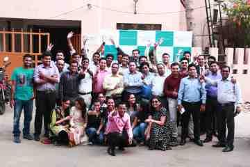 namaste credit closes series a