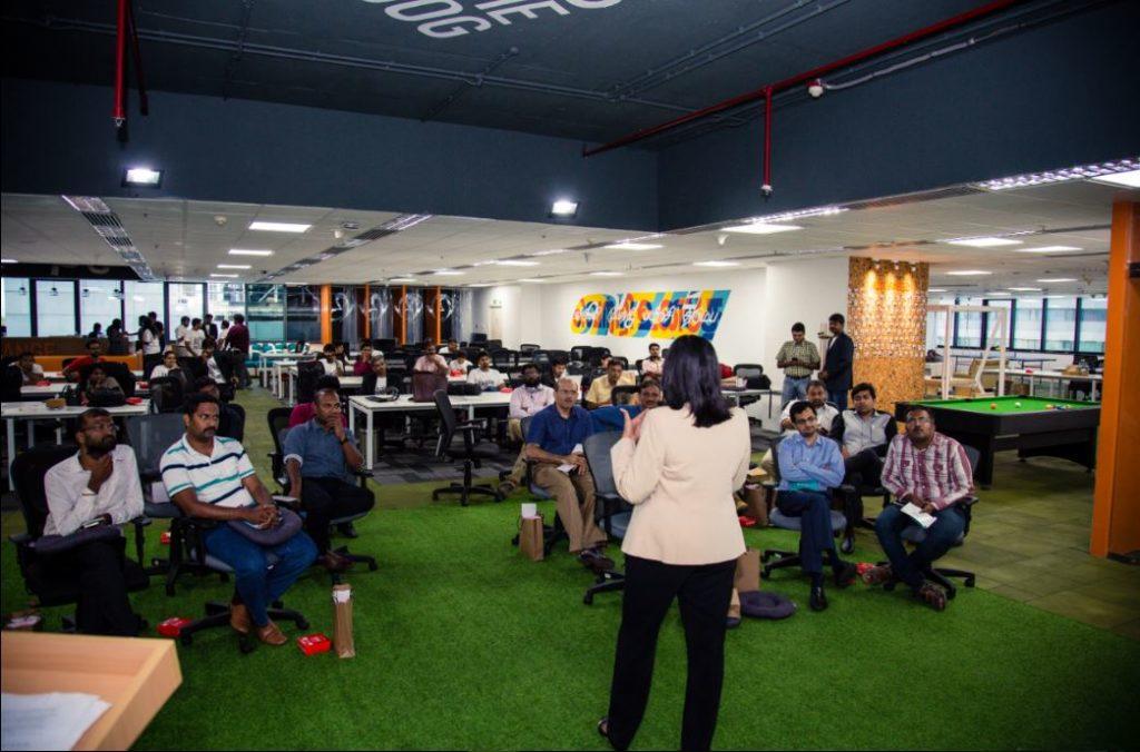startup leadership program demo day 2018