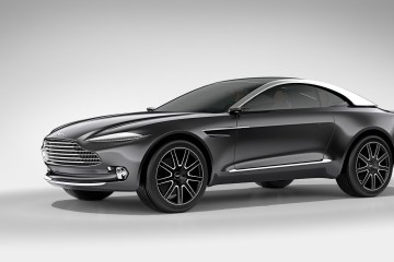 Aston Martion DBX SUV launch