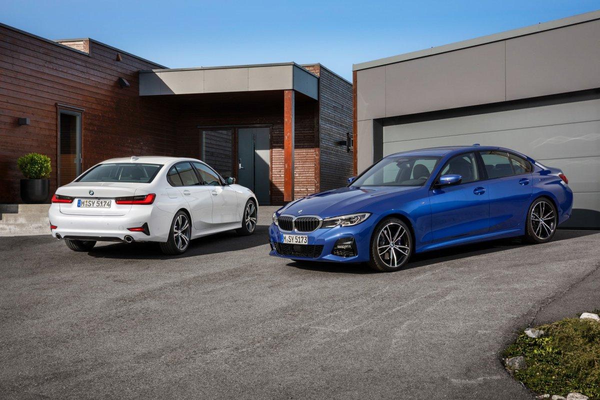 2019 BMW 3 series variants