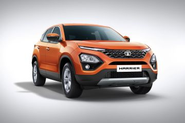 Tata Harrier launch date