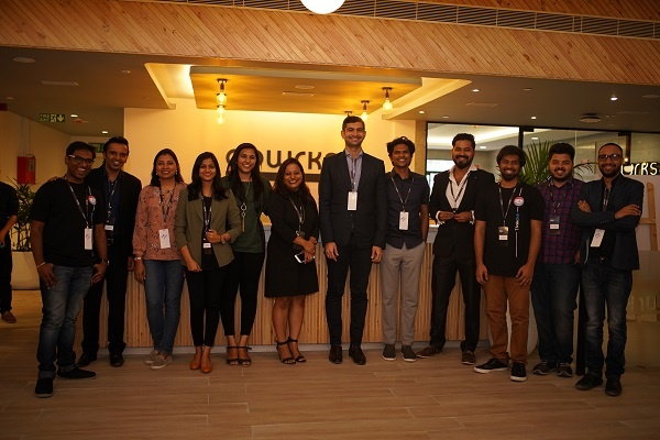 The First Cohort of Start-ups Graduated from The CoWrks Foundry