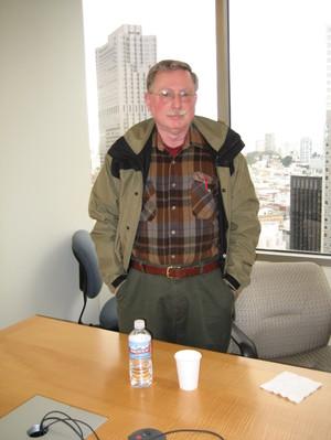 Mark Klein and mass surveillance