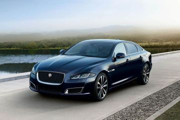 Jaguar XJ50 India launched