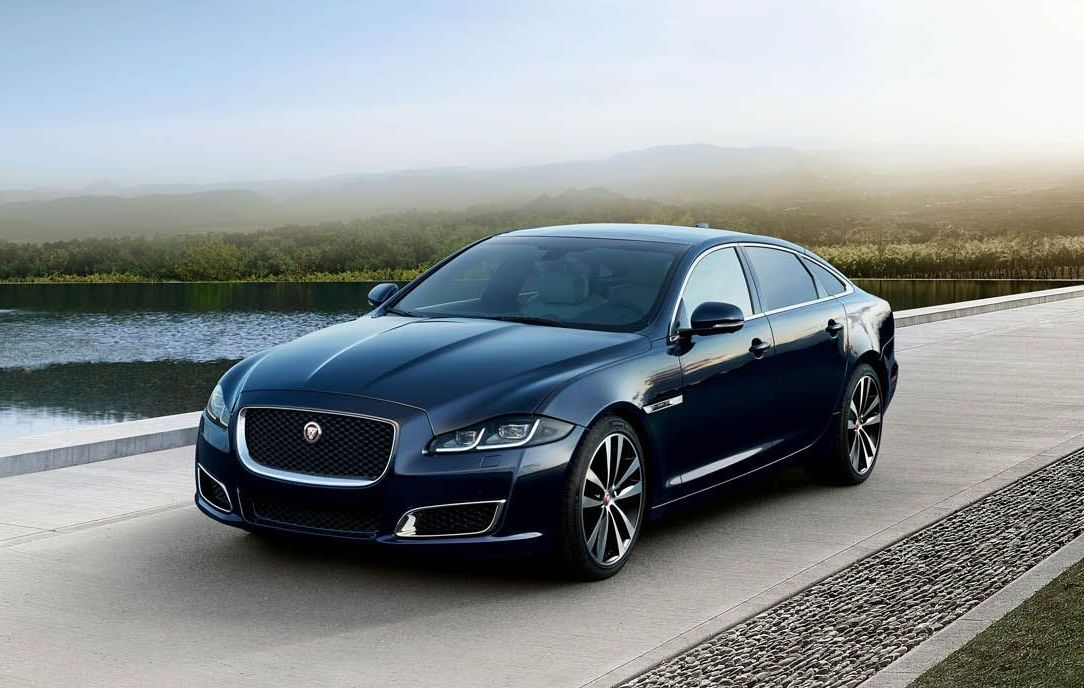 Jaguar XJ50 India launched