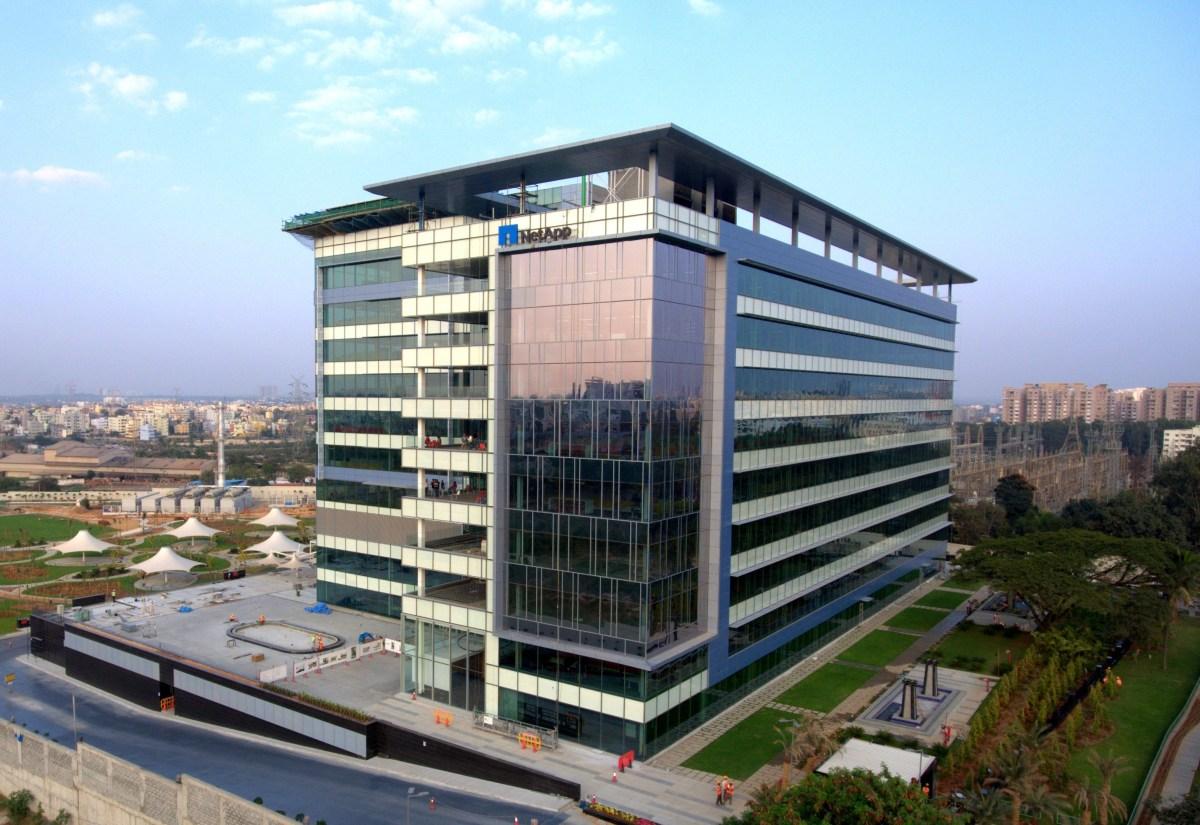 NetApp Bangalore Campus