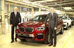 BMW X4 India launch