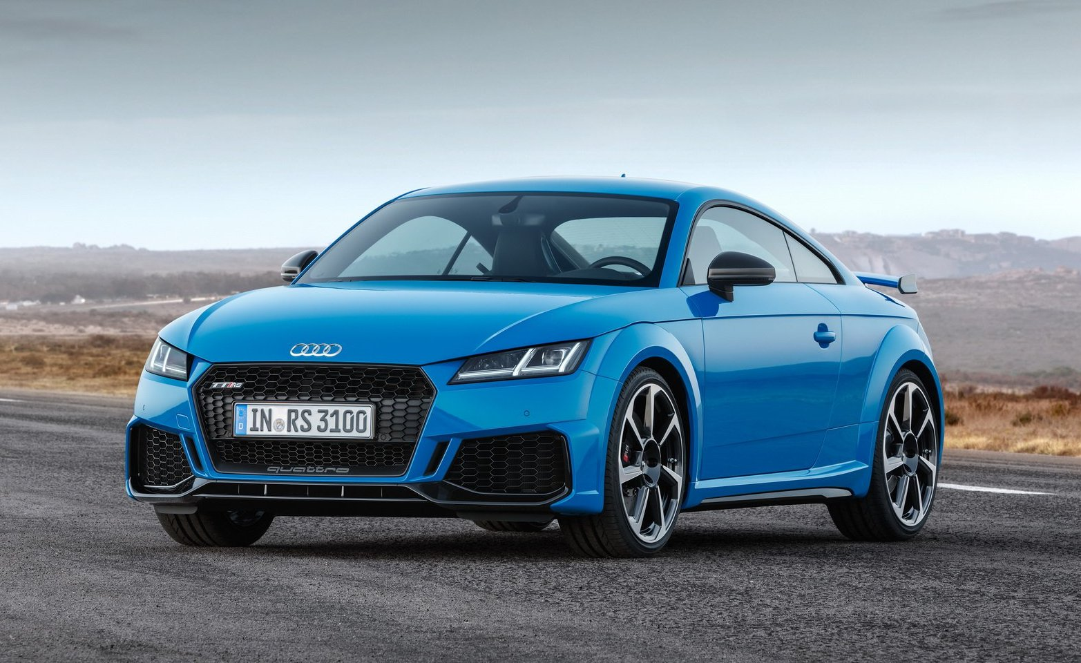 2020 Audi TT RS Coupe & Roadster Revealed - TechStory
