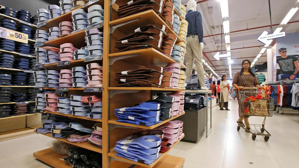 women clothing center