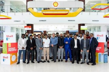 Shell E4 Demo Day