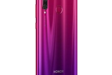 Honor 20i Phantom Red