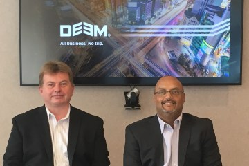 Neil Markey, CIO & SVP Product, Deem and Ramesh Kalanje, VP and GM, Deem