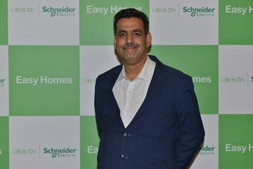 Srinivas Shanbhogue, Vice President, Retail Business, Schneider Electric India