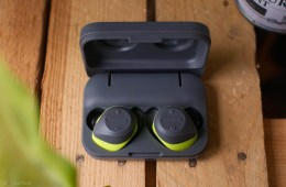 Wireless earbuds Jabra elite sport