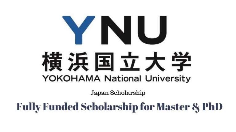 Yokohama National University Scholarship in Japan 2021 [Fully Funded]