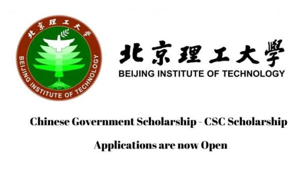 Beijing Institute of Technology CSC Scholarship 2021 | Study in China