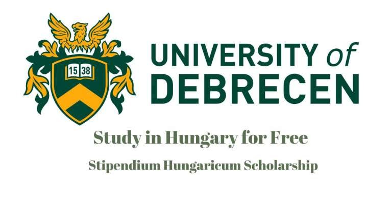 Stipendium Hungaricum Scholarship in University of Debrecen | Study in Hungary