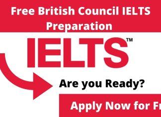 Free British Council IELTS Preparation Online
