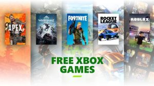 Xbox free to play games without gold