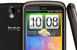 The HTC Desire, the latest Android smartphone