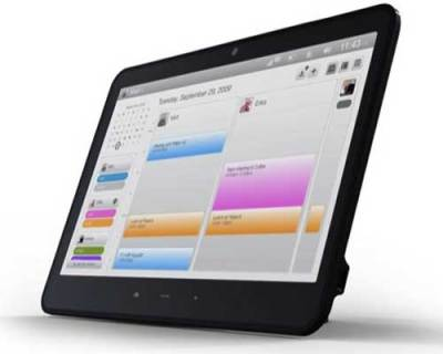 ICD Vega tablet computer, powered by Android