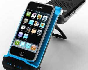 MiLi Power Projector for iPhone - iPhone accessory