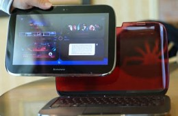 Lenove IdeaPad U1 hybrid computer / tablet computer